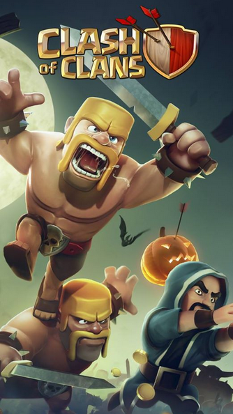 clash of clans application forms