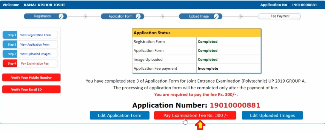 citizenship application fee payment form