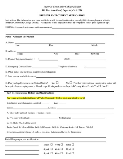 imperial college australia application form