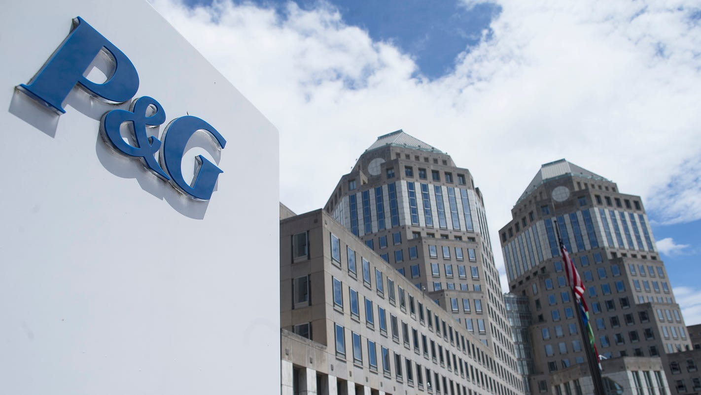 procter and gamble application account