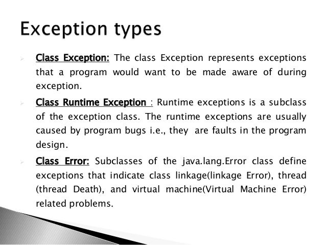 caused by java.lang.runtimeexception exception in application start method