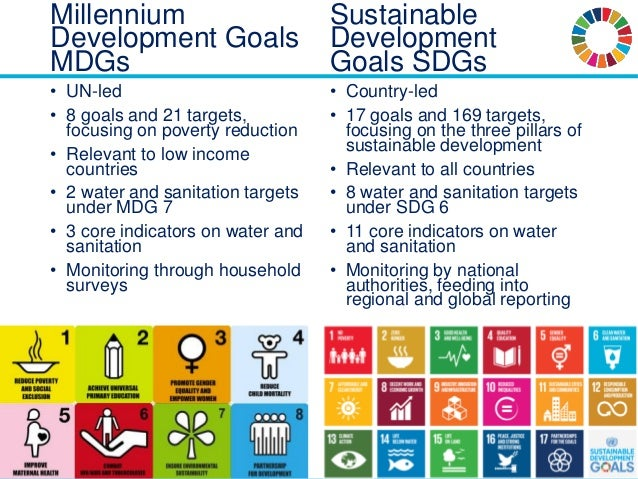 to which countries are the sdgs applicable