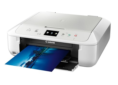 application for scanning documents from printer