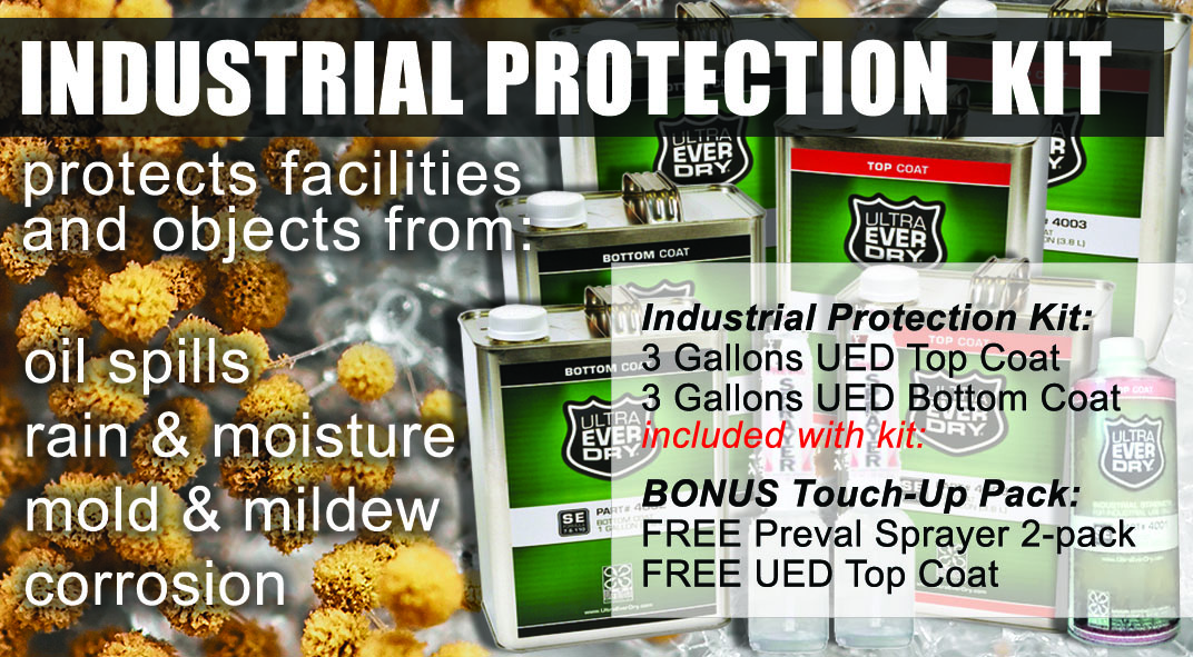 ultra ever dry industrial applications