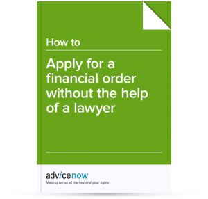 application for contravention of family court order