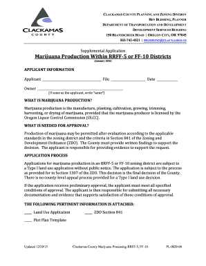 application form download for the production of cannabis odc