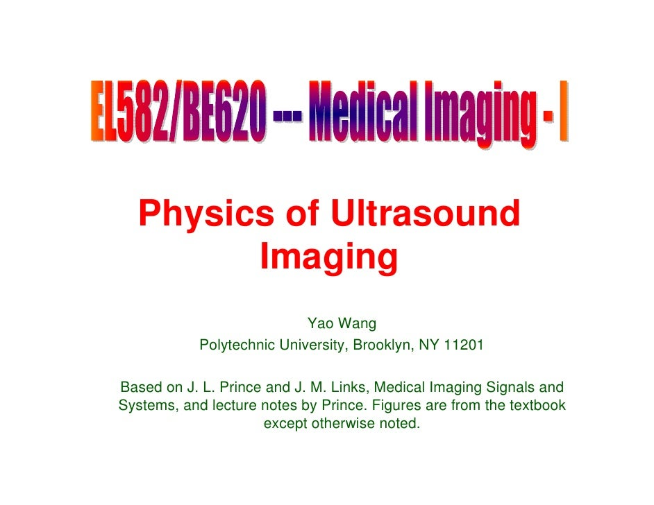 applications of ultrasonics in physics