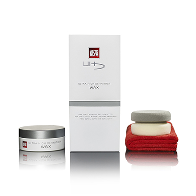 autoglym high definition wax applicator