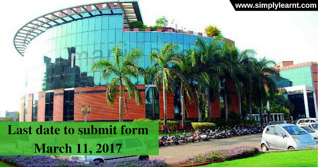 manipal university application form last date