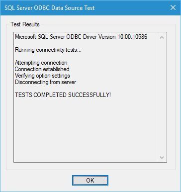 sql connection in c windows application